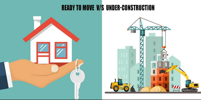 Why do buyers want to buy under-construction projects more than completed one